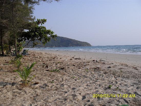 Ko Chang, Thailand: Strand beispiel