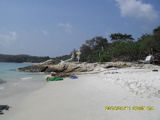 Koh Samet, Tajlandia: Strand