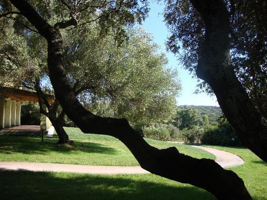 Tenuta Pilastru: esterno centro benessere