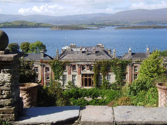 Bantry House B&B: A dream view