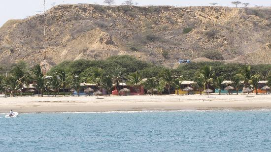 Tumbes, Peru: Hotel Punta Sal