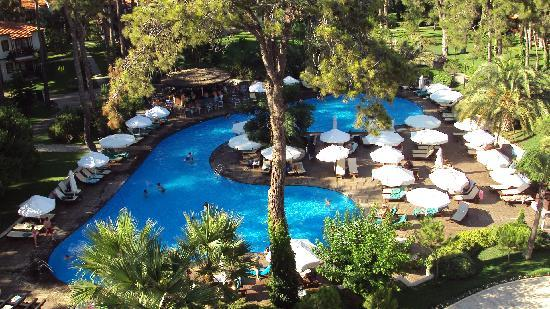 Voyage Sorgun: Relax pool main complex