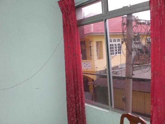 "Nan Hotel Kuala Besut: vista ""panoramica"""