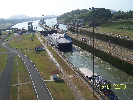 راديسون ديكابولس بنما سيتي: el canal de panama