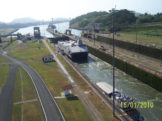 Radisson Decapolis Hotel Panama City: el canal de panama