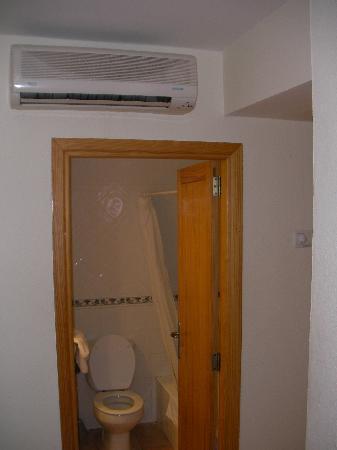 Casa Maria Apartments: corridoio