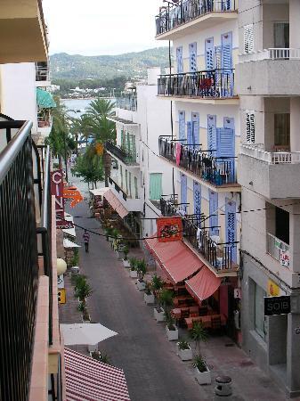 Casa Maria Apartments: vista balcone