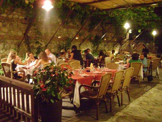 Monasterace Marina, Италия: la veranda