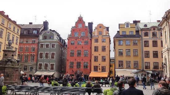 สตอกโฮล์ม, สวีเดน: Gamla Stan