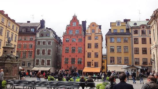 Stockholm, Sverige: Gamla Stan