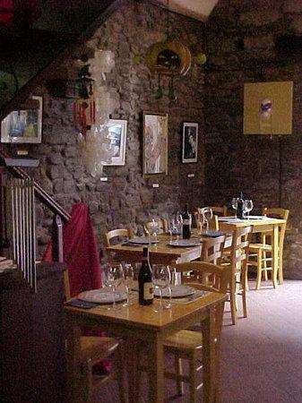 Brisighella, Italien: Ristorante stryx