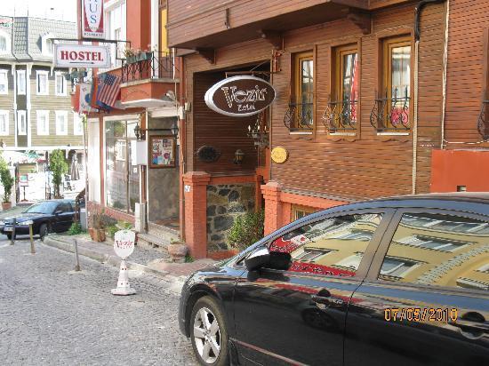 The Vezir Hotel