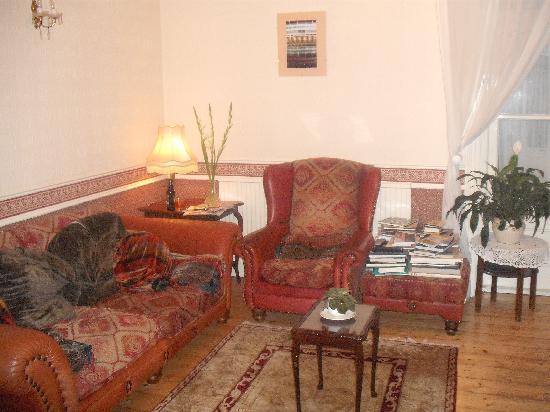 Preste Gaarden: lounge