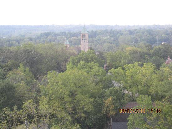 Dahlmann Campus Inn: View from the room