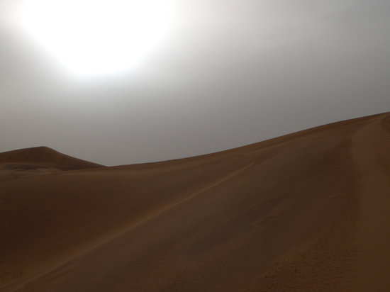 Hassilabied, Marocco: dunes