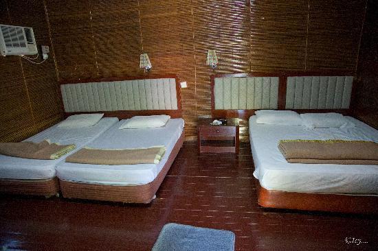 Tioman Paya Resort : inside room