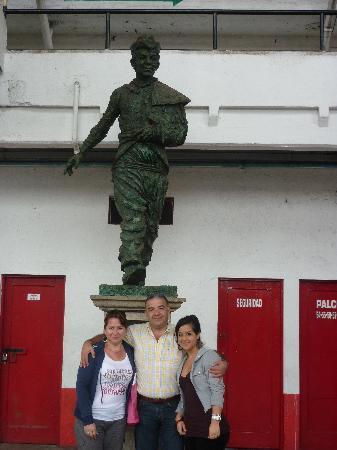 هوتل ميتروبول: PLAZA DE TOROS