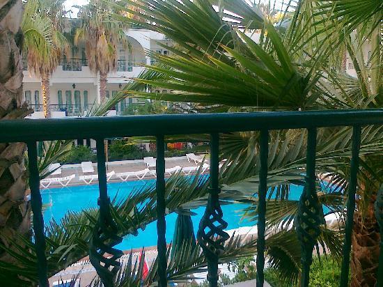 Hotel Emira : Från hotellrummet