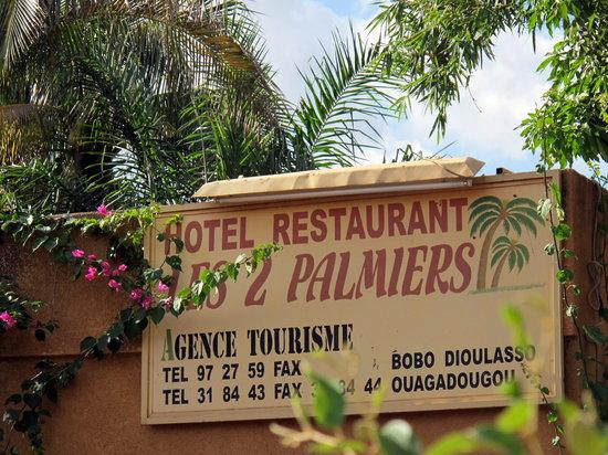 Hotel Restaurant Les 2 Palmiers