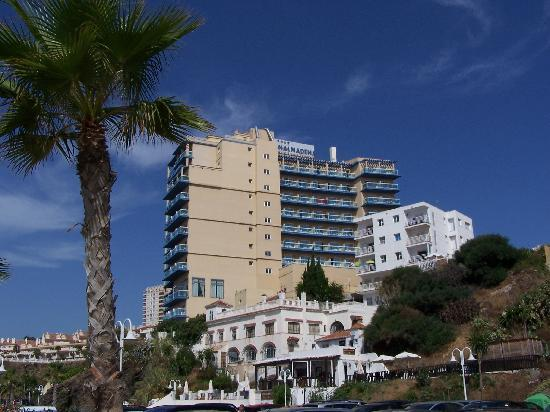 Hotel Best Benalmadena : vistas hotel