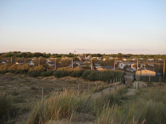 Saint-Hilaire-de-Riez, Francia: sol a goog campsite