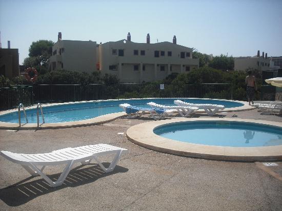 Cala'n Forcat, Hiszpania: piscina