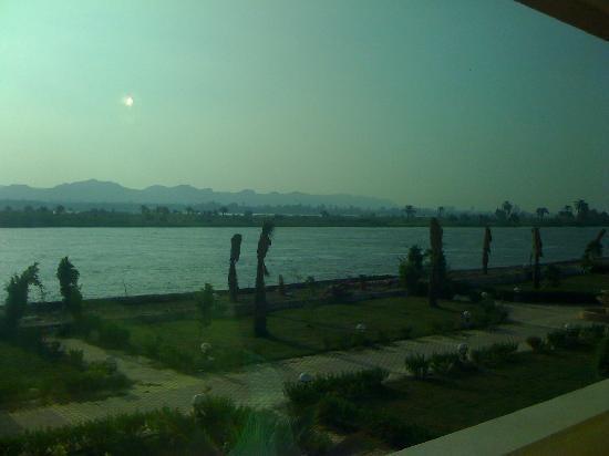 Horus Resort Menia: Room View