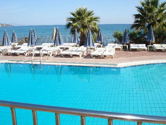 Argassi, Hellas: Hotel Pool