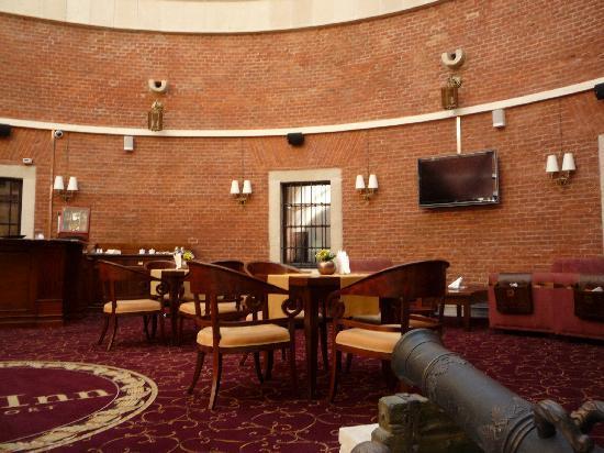 Citadel Inn Hotel & Resort : The bar