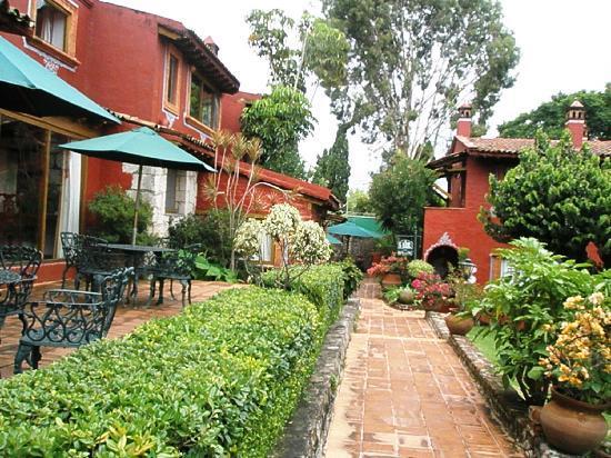 Hotel San Jose Morelia
