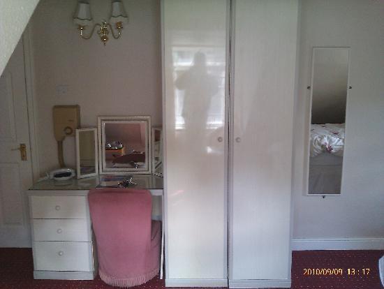 Dalesgate Hotel: Quality furniture