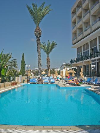Paphiessa hotel apartments 3 кипр пафос
