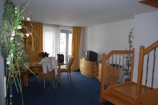 Amadeo Hotel Schaffenrath: entrata