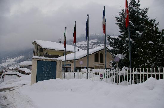 Charvensod, Italien: Inverno