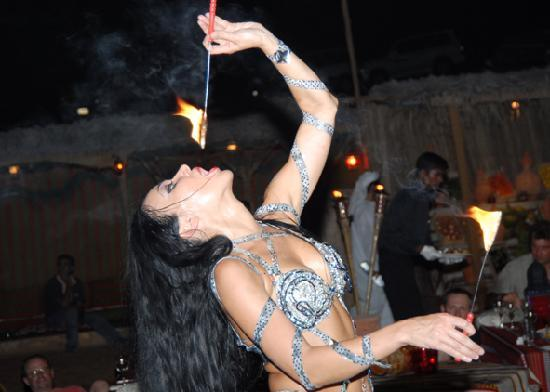 Belly Dancing Desert Safari Picture Of North Tours