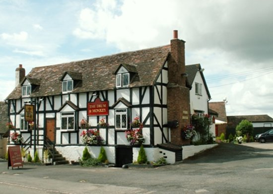 Upton upon Severn, UK: The Drum and Monkey