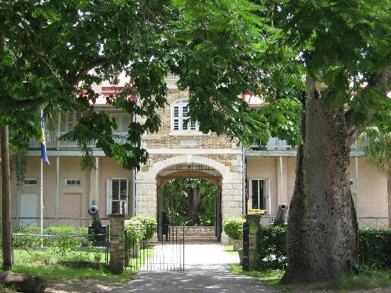 Barbados Museum & Historical Society : View