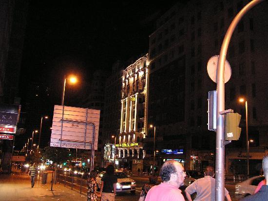 Hospedaje Romero : Façade de l'hôtel