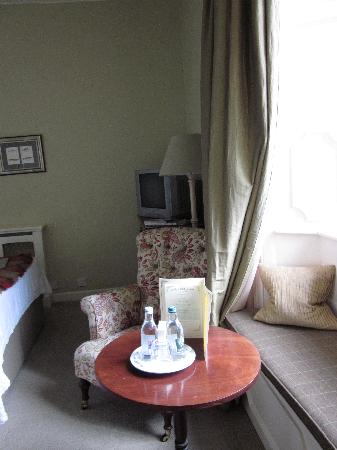Ballynahinch Castle Hotel: Room 3 at Ballynahinch