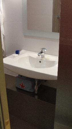 M.A Hotel Puerta de los Aljibes: Baño