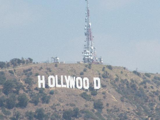 ‪بيفرلي هيلز, كاليفورنيا: Hollywood Schild‬