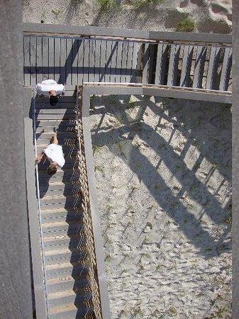 Margaritaville Beach Hotel: Stairs To Beach Access