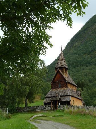 Urnes Stave Church: Die Stabkirche von Ornes