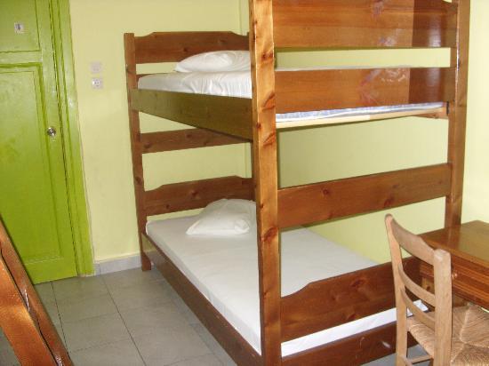 Hostel Zeus: room