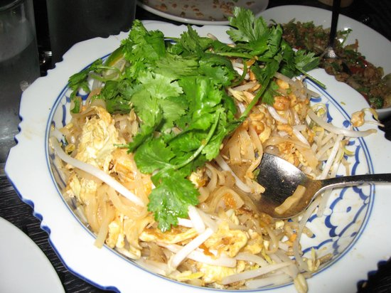 Thai Food New York Avenue