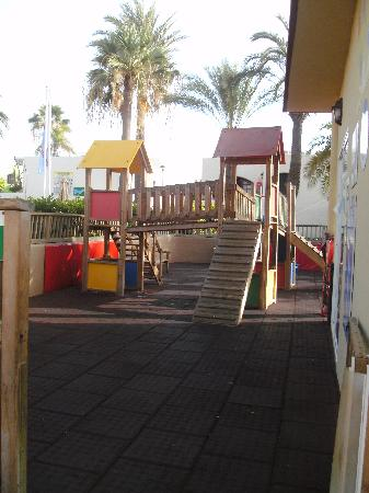 HD Parque Cristobal Tenerife : The Play Area