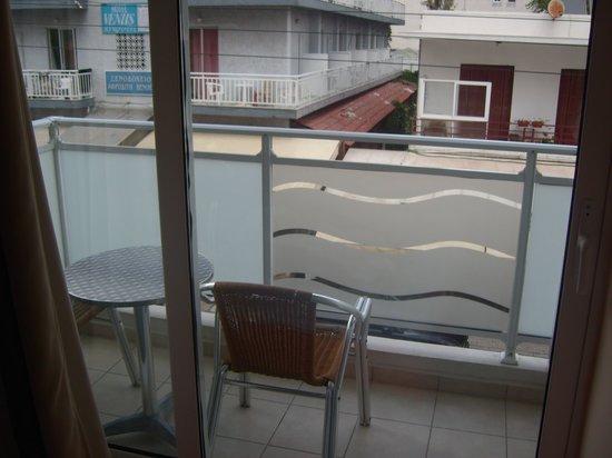 Ambassador: Balcony