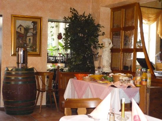 La Rustica Altstadthotel: breakfast