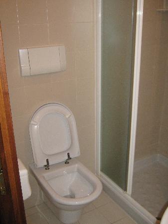 Albergo Ristorante Stadio: WC