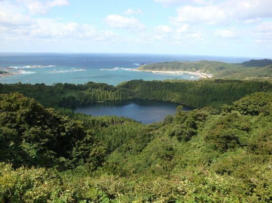 Oga, Japan: 八望台1